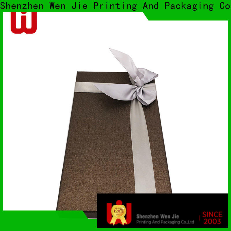 Top gift box containers wig factory for shop