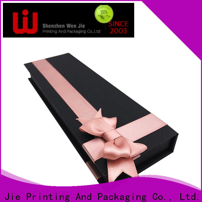 WenJie folding magnetic paper box Suppliers for shop