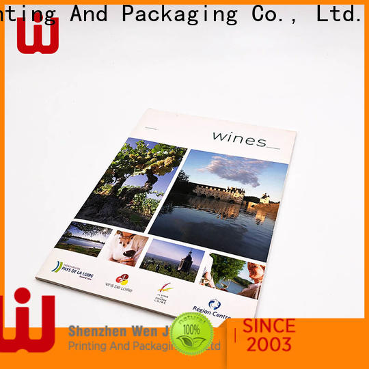High-quality brochure printing services online art Suppliers for press