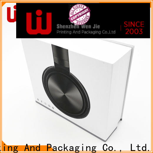WenJie professional card boxes for sale wholesale for packaging