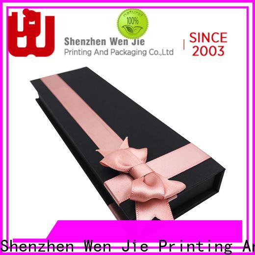porcelain wooden box magnetic lock folding company for shop