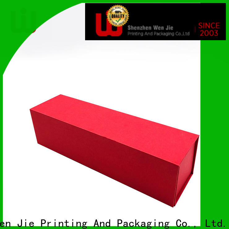 WenJie paper box packaging nets China wholesale for store