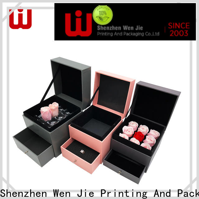 modern big gift box with lid box Suppliers for shop
