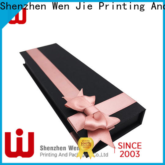 WenJie Wholesale collapsible rigid box company for shop