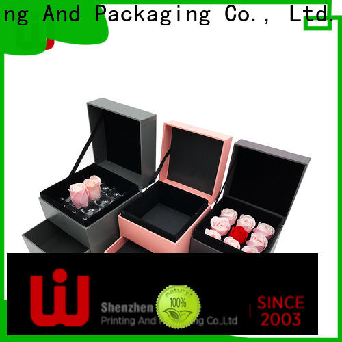 WenJie Best gift boxes small to large from China for beauty store
