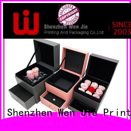 WenJie modern gift box black and white from China for store