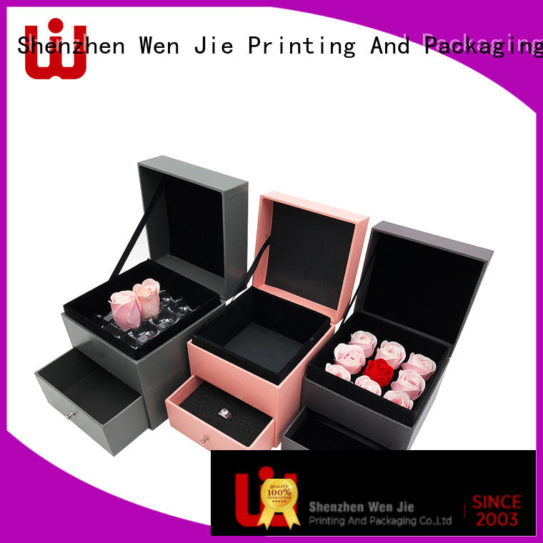 special paper gift box price from China for shop